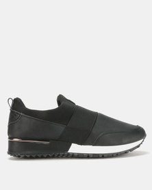 Tom_Tom Balance Slip On Sneakers Black