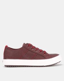 Tom_Tom Return Low Sneakers Burgundy
