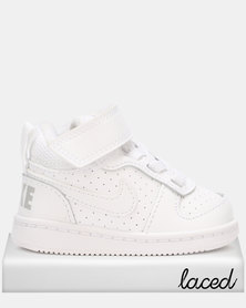 Nike Court Borough Mid BTV Sneakers White