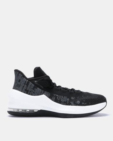 pretty nice b88c9 545db Nike Air Max Infuriate 2 MD BG Sneakers Black   Zando