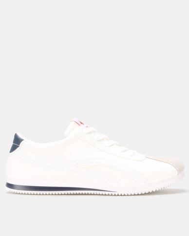Soviet Kobe Sneakers White