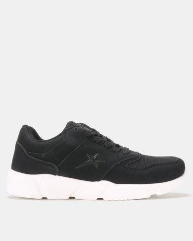 Soviet Knight Sneakers Black