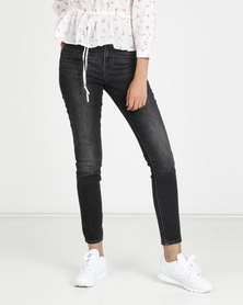 Levi's® 721 High Rise Skinny Jeans Steady Rock Blue