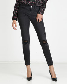Levi's® Curvy Skinny Jeans Perfectly Faded Blue