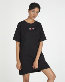 Levi's® Logo Tee Dress Multi