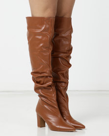 70f3b1a60b0 Knee-High Boots Online in South Africa | Zando