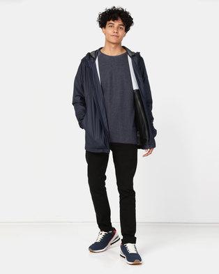 Quiksilver Kamakura Rains Jacket Navy Blazer
