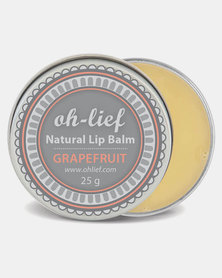 Oh-Lief Natural Products Grapefruit Lip Balm