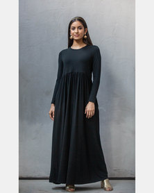 Sarah Feldman Atarah Dress Black