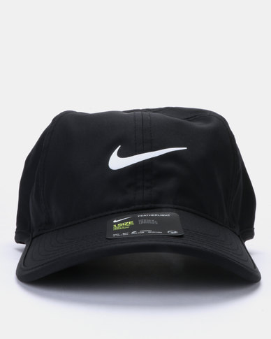8baf1fc967279 Nike Performance Featherlight Cap Black
