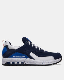 DC Vandium Sneakers Navy/White