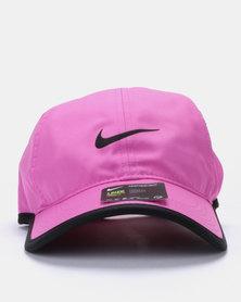 Nike Performance Featherlight Cap Pink