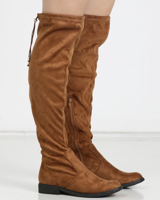 af152fc7f1da5 Utopia Over-the-knee Boots | Women Shoes | - Buy Online at Zando