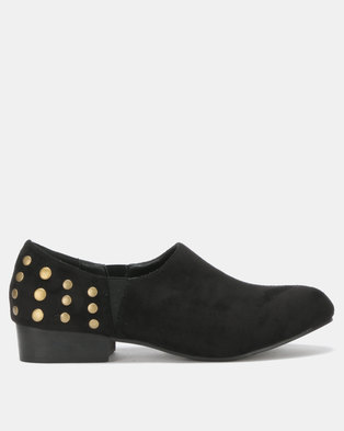 Utopia Utopia Studded Flat Black