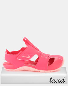 Nike Sunray Protect 2 Pre-School Shoes Pink