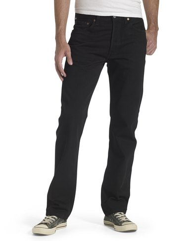 501® Original Fit Jeans Black