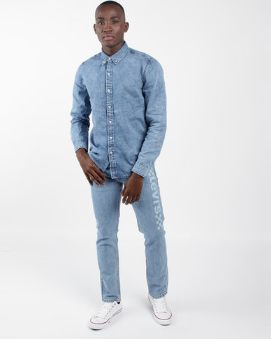 511™ Slim Fit Jeans Blue