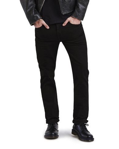 511™ Slim Fit Jeans Black