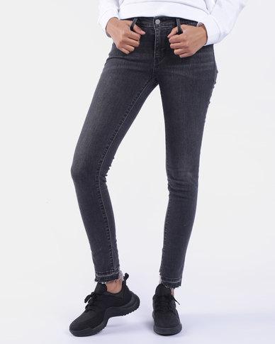 711 Skinny Jeans Black