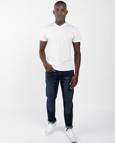502™ Regular Taper Fit Jeans Blue