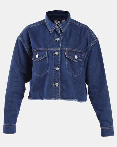 Ash Denim Shirt Blue
