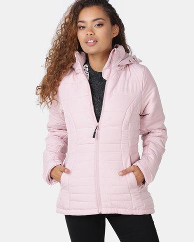 Lizzy Laela Puffer Jacket Pink