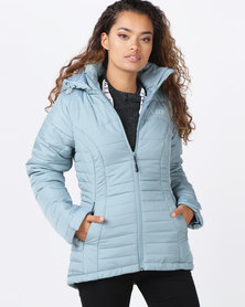 Lizzy Laela Puffers Jacket Blue