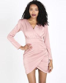SassyChic Jess Dress Pink