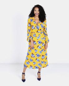 I Am Woman Tammy Dress Yellow