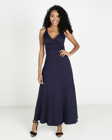 Nucleus Best Maxi Dress Navy