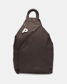 Picard Tiptop Backpack Bag 3739 Cafe Brown
