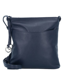 Picard Leather Shoulder Bag Maja Ocean Blue