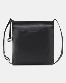 Picard Leather Shoulder Bag Maja Black