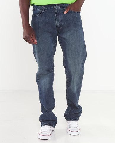 505™ Regular Fit Jeans Blue