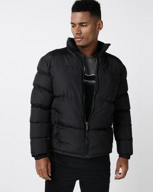 35afd977f288 Soviet M Xavier Puffer Jacket Black