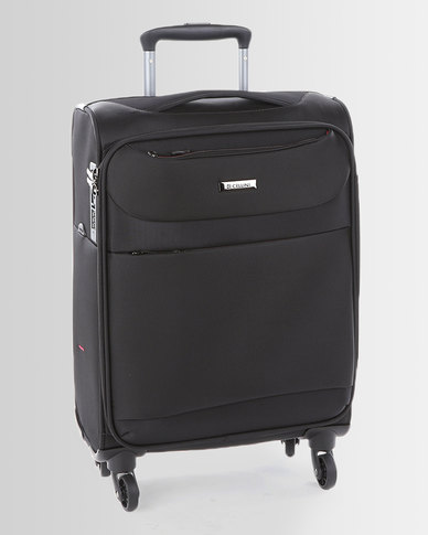 Cellini Xpress 4 Wheel Trolley Case 520mm Black