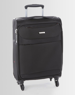 Cellini Xpress 4 Wheel Trolley Case 520mm Black