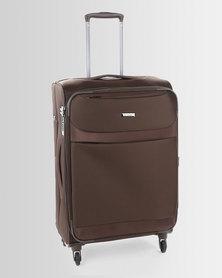 Cellini Xpress 4 Wheel Trolley Case 650mm Olive