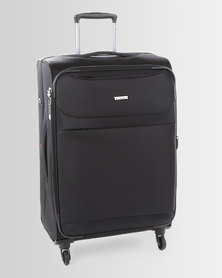 Cellini Xpress 4 Wheel Trolley Case 770mm Black