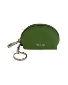 Picard Leather Key Case Grass