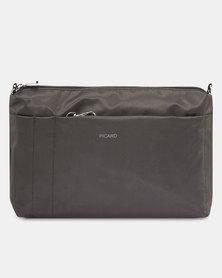 Picard Switch Fabric Handbag Cafe