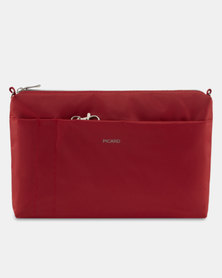 Picard Switch Fabric Handbag Red