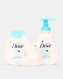 Baby Dove Gift Set
