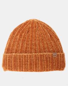 Billabong Warm Up Beanie Orange