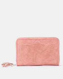 Billabong Desert Wanderer Wallet Pink