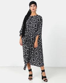 Mishah Kimono Wrap Tunic