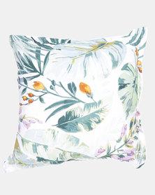 Grey Gardens Lilac Forest Cushion Lilac Multi
