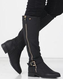 Miss Black ALANIS Long Boot Black