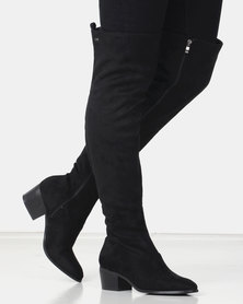 Miss Black EMMALINE OTK Boot Black