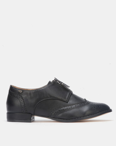 Miss Black JASSLENE Slip On Shoe Black